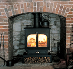 Clearview Stoves 650 11-12kw
