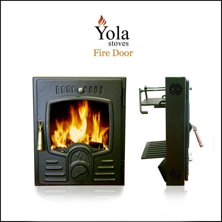 Yola Firedoor - Cast Door