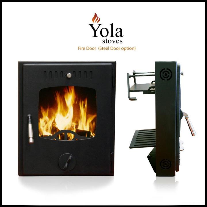 Yola Firedoor - Steel Door
